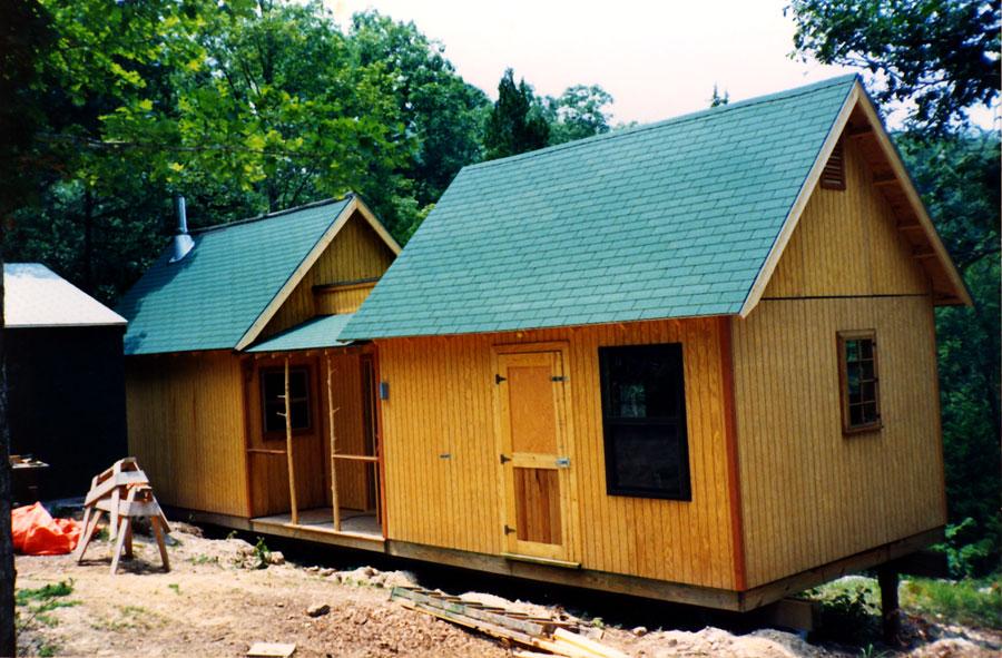 Wonderful Easy To Build Cabin 3 Bldgcabin2